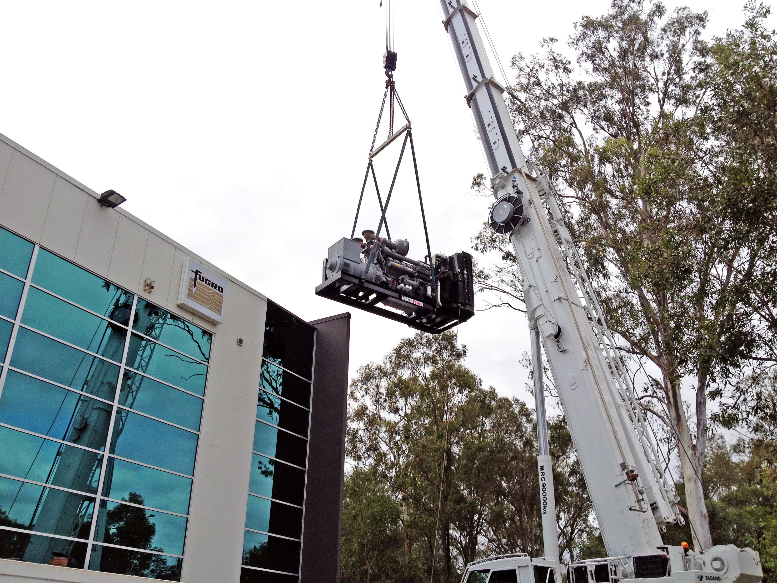 澳大利亚 数据 中心 TPE1500 установить фото 027