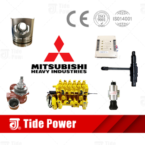 MITSUBISHI DIESEL ENGINE SME SHANGHAI MHI ENGINE CO., LTD ЗАПЧАСТИ S16R S16R-PTA-C, S16R-PTA2-C, S16R-PTAA2-C